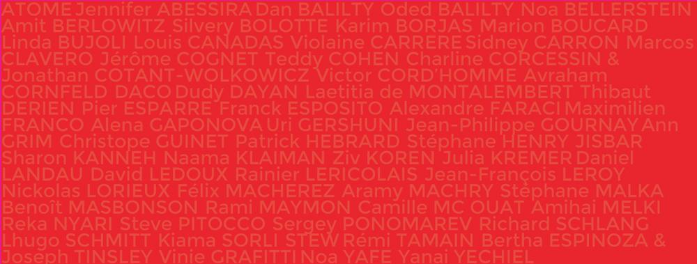 artistes experiences art fair Paris