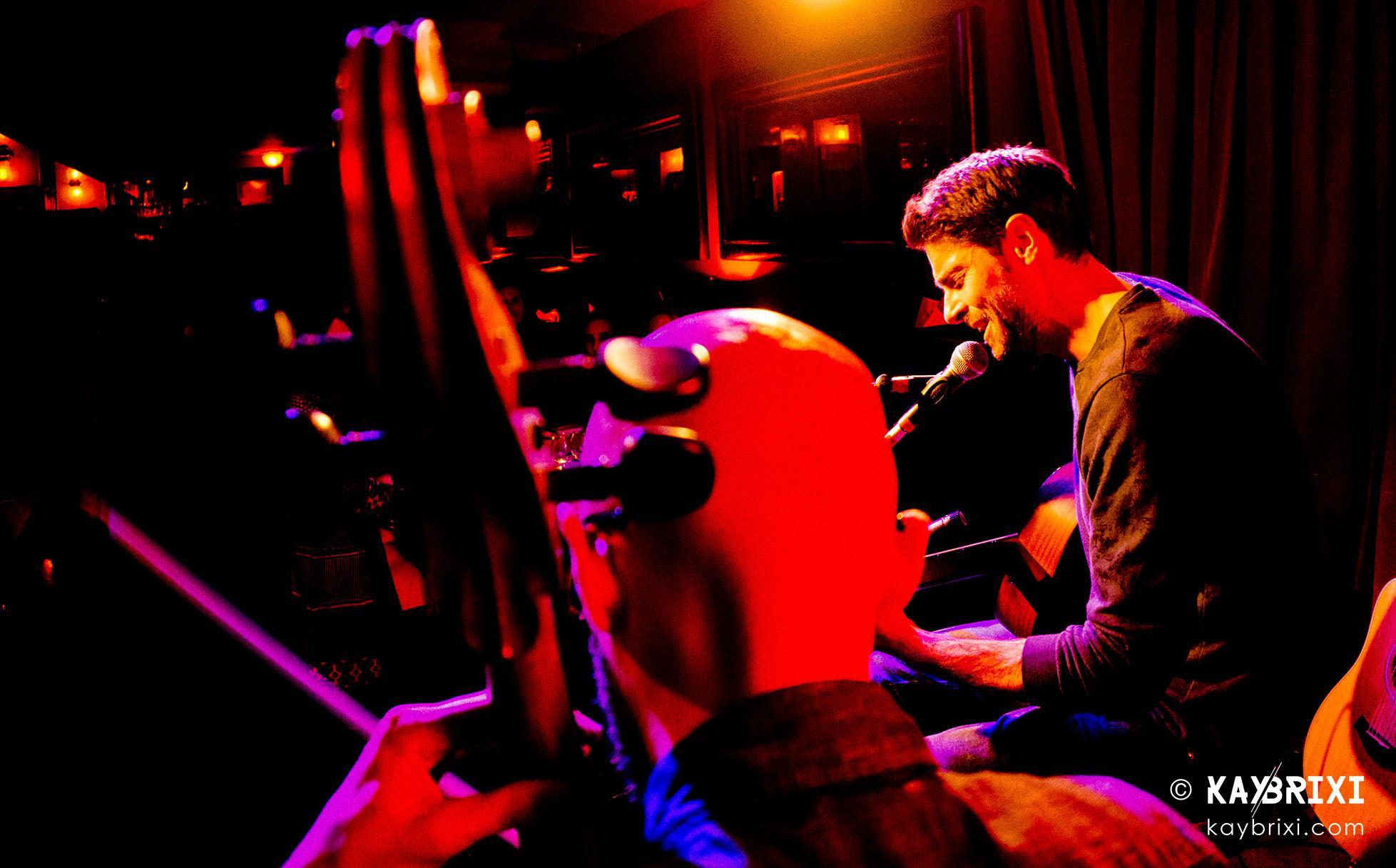 Tom Leeb @ French Singer